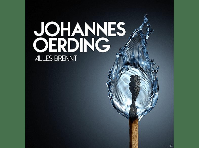 Johannes Oerding - Alles Brennt [CD]