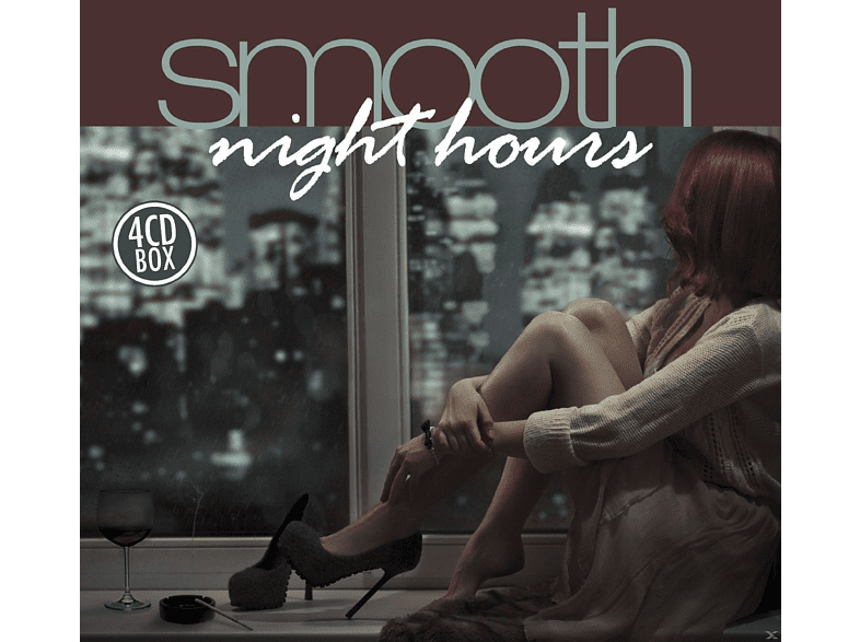 VARIOUS - Smooth Night Hours [CD]