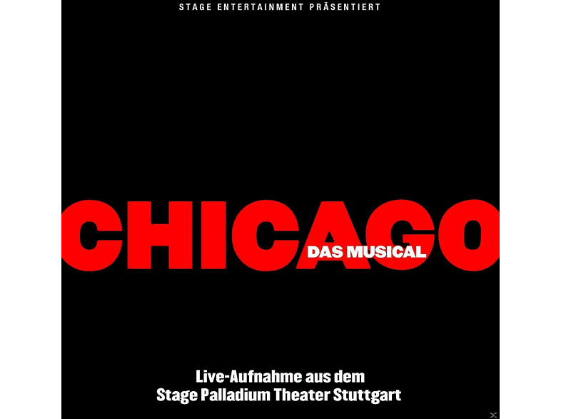 VARIOUS - Chicago - Das Musical [CD]
