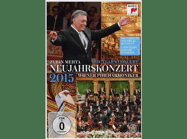 Wiener Philharmoniker - Neujahrskonzert 2015 [DVD]