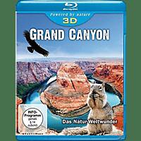 Grand Canyon 3D - Das Natur-Weltwunder [3D Blu-ray]