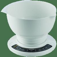 LEIFHEIT 3172 Küchenwaage (Max. Tragkraft: 5 kg, Standwaage)