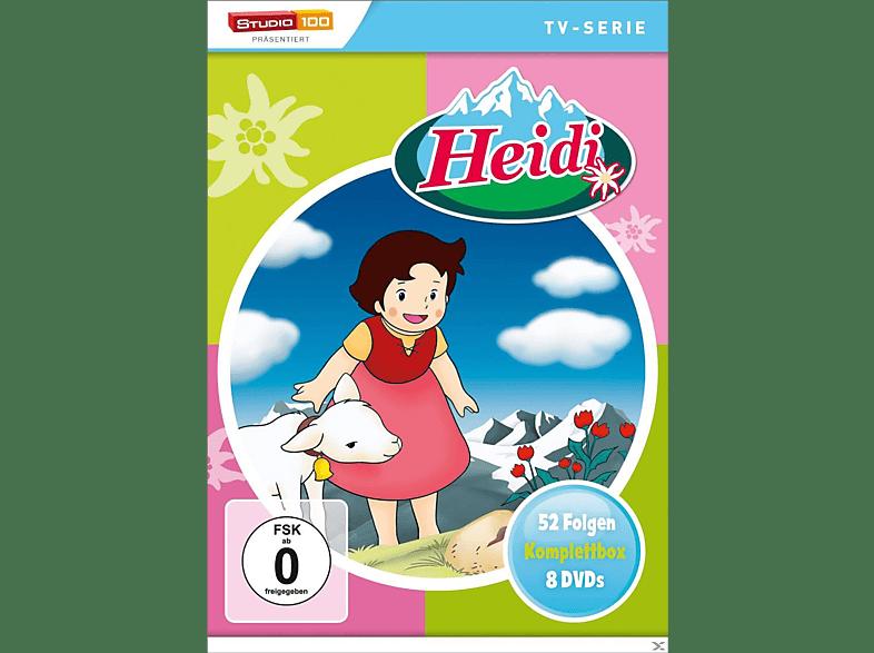 Heidi Komplettbox [DVD]