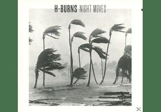 H-burns - Night Moves  - (CD)