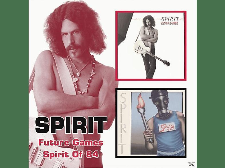 Spirit - Future Games/Spirit Of 84 [CD]