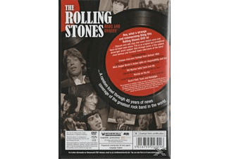 The Rolling Stones - Rare & Unseen  - (DVD)