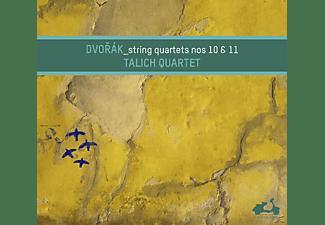 Quatuor Talich - Streichquartette op.51 & 61  - (CD)