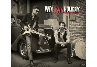 My Own Holiday - Reason To Bleed  - (CD)
