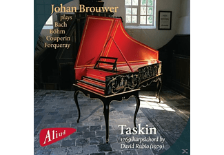 Pascal Taskin, Johan Brouwer - Pascal Taskin  - (CD)