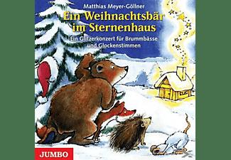 Ein Weihnachtsbär im Sternenhaus  - (CD)