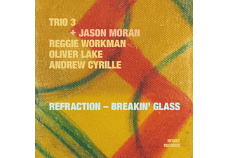 Trio 3, Jason Moran - Refraction - Breakin' Glass - (CD)