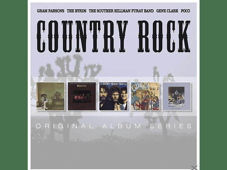 Rock-country - Original Album Series [CD]