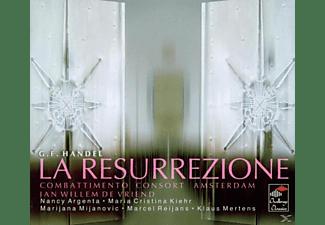 Combattimento Consort Amsterdam - La Resurrezione  - (CD)