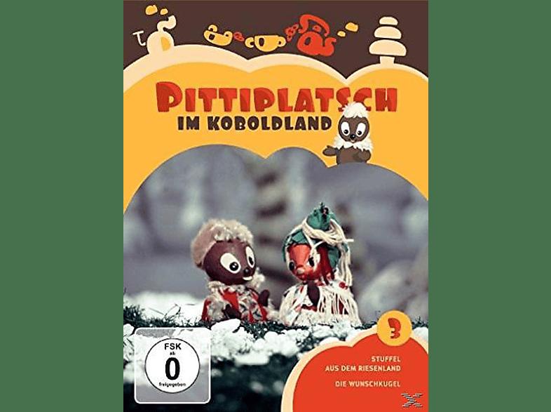 003 - Pittiplatsch im Koboldland [DVD]