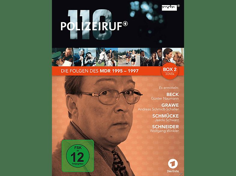 Polizeiruf 110 - MDR Box 2 [DVD]