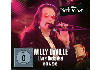 Willy Deville - Live At Rockpalast - (CD)