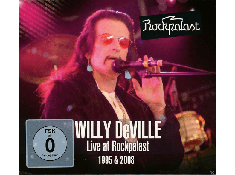 Willy Deville - Live At Rockpalast [CD]