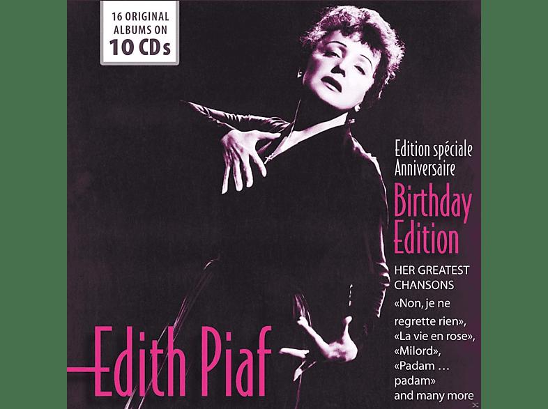 Edith Piaf - Original Albums [CD]