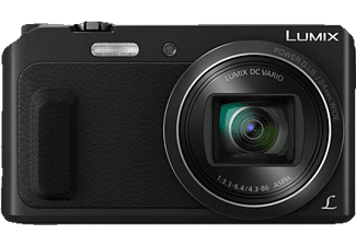 PANASONIC LUMIX Digitalkamera DMC-TZ58 schwarz