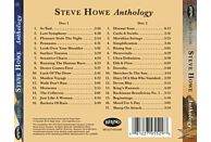 Steve Howe - Anthology [CD]