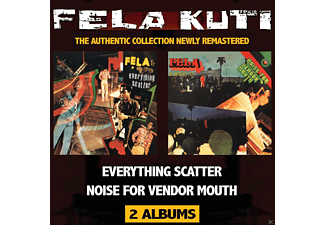 Fela Kuti - Everything Scatter / Noise For Vendor Mouth (2 Albums Remastered) - (CD)