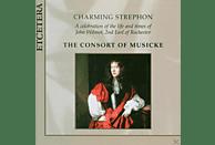 Consort Of Musicke - Charming Strephon [CD]