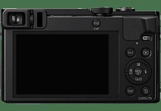 PANASONIC Lumix DMC-TZ71 LEICA Digitalkamera Schwarz, 12.1 Megapixel, 30x opt. Zoom, TFT-LCD, WLAN
