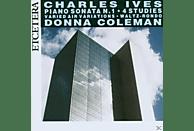 Donna Coleman - Piano Music Vol.2 [CD]