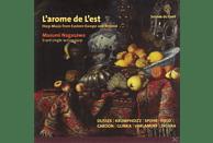 Masumi Nagasawa - L'Arome de l'Est-Harfenmusik [CD]