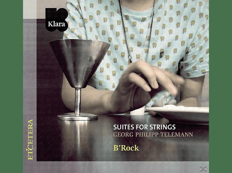 VARIOUS - Suiten für Streicher [CD]