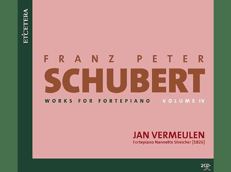 Jan Vermeulen, VARIOUS - COMPLETE WORKS FOR PIANOFORTE VOL. [CD]