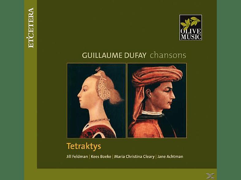Tetraktys, VARIOUS - CHANSONS [CD]