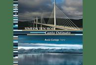 Assia & Harfe Cunego - Canto Ostinato [CD]