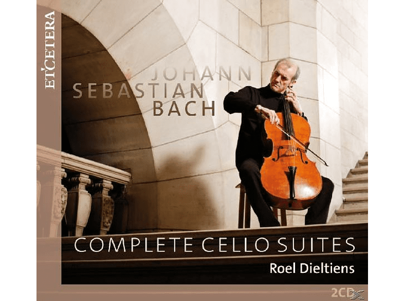 Roel Dieltiens - Cellosuiten (GA) [CD]