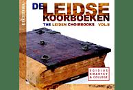 Egidius Kwartet & Egidius College - De Leidse Koorboeken Vol.2 [CD]