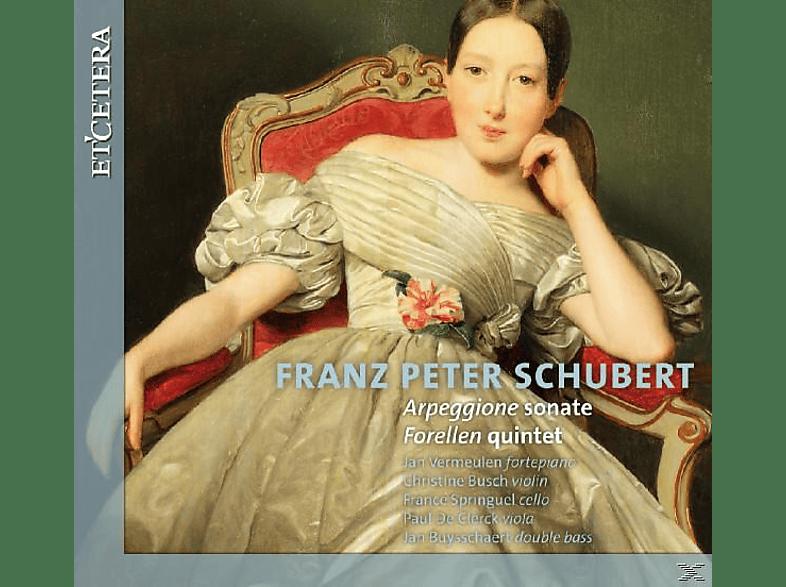 VARIOUS - Arpegigone Sonate - Forellenquintett [CD]