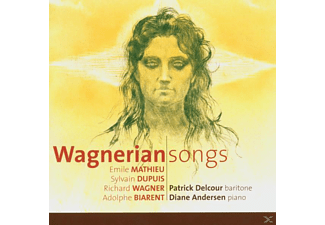 Andersen - Wagnerian Songs - (CD)
