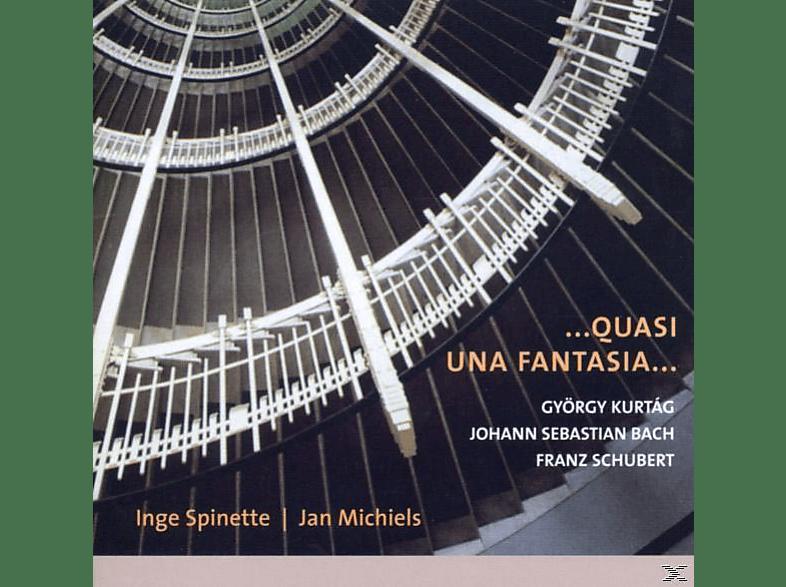 Jan Michiels - Quasi Una Fantasia [CD]