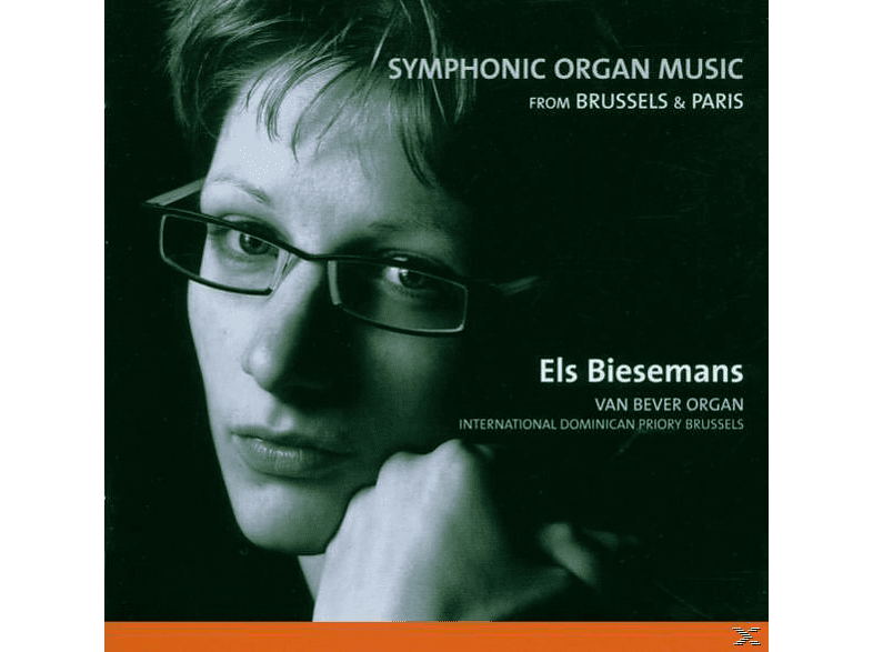 Els Biesemans - Symphonic Organ Music [CD]