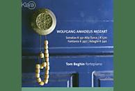 Tom Beghin - Sonaten KV 331/Fantasia KV 397/+ [CD]