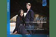 Pianoduo Scholtes & Janssens - Paris! [CD]