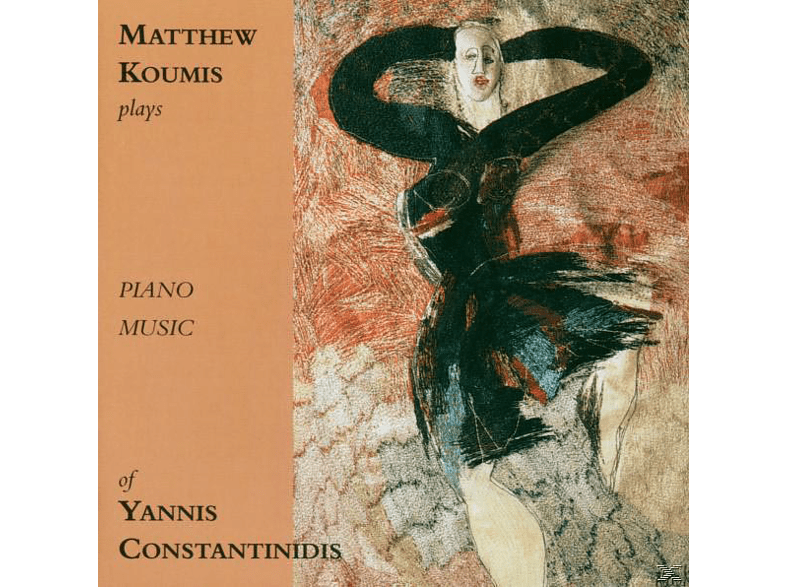 Matthew Koumis - Piano Music [CD]