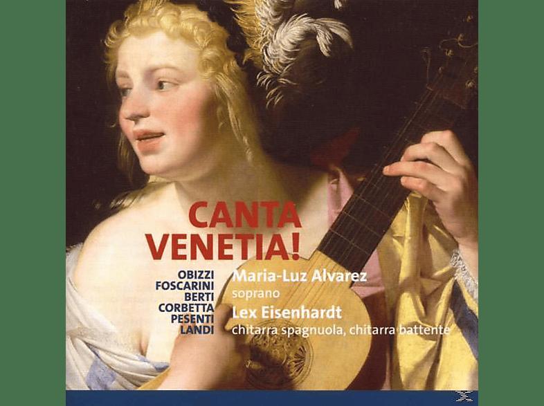 Eisenhardt - Canta Venetia : Berti, Corbetta, Foscarini, Landi, Obizzi, P [CD]