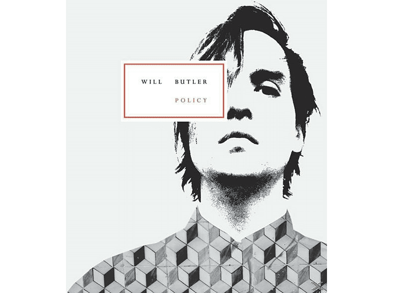 Will Butler - Policy [CD]