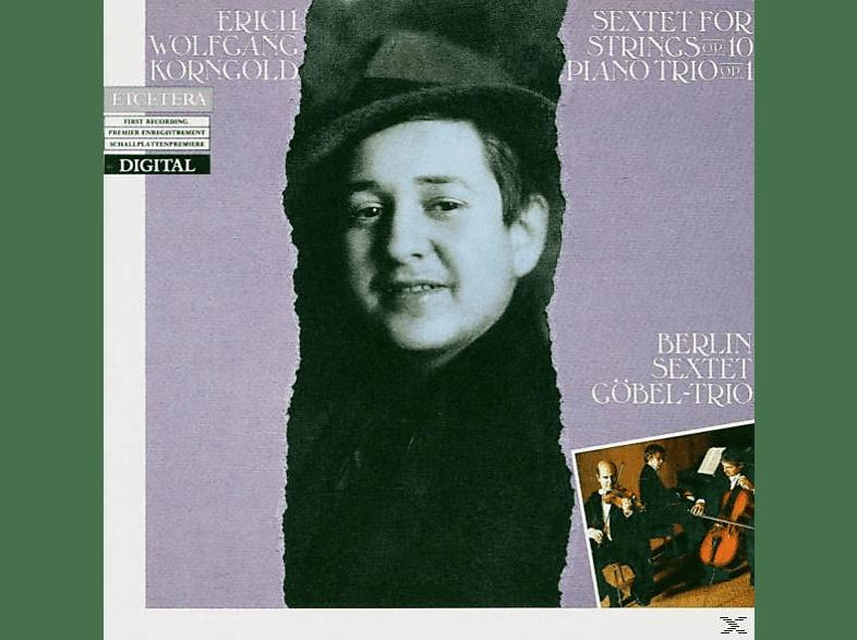 VARIOUS, The Berlin Sextet - Chamber Music [CD]
