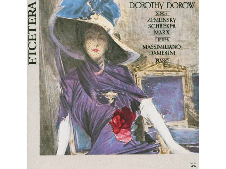 Massim Dorothy Dorow (sopran) - Dorothy Dorow Sings,,, [CD]