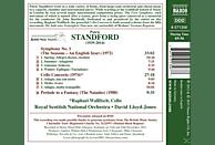 Raphael Wallfisch, Royal Scottisch National Orchestra - Standford: Symphony No. 1, Cello Concerto & Prelude To A Fantasy [CD]
