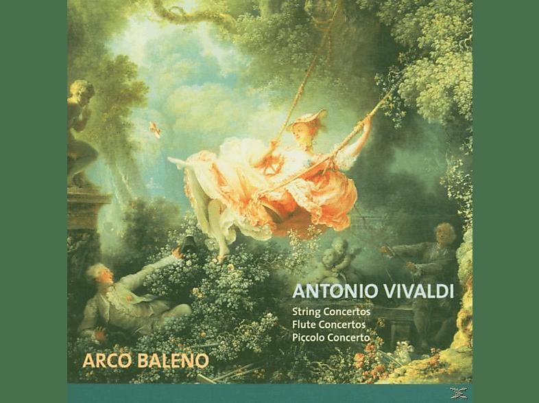Arco Baleno Ensemble - Concertos [CD]