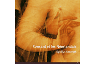 Egidius Kwartet - Ronsard Lieder [CD]