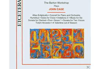 The Barton Workshop - The Barton Workshop Plays  - (CD)